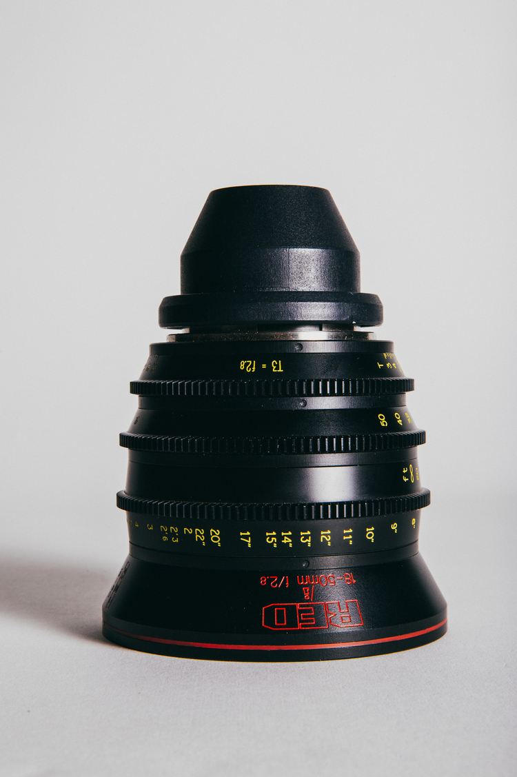 RED 18mm-55mm f2.8