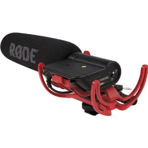 Rode Video Mic with Rycote Lyre Mount