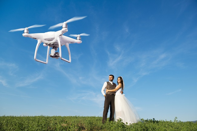 Aerial Video Production Approved By The FAA